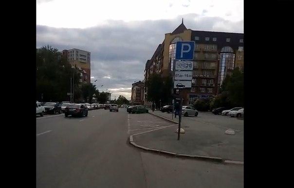 Тюменец пожаловался на «беспредел» на платной тюменской парковке: «Никаких опознавательных знаков»