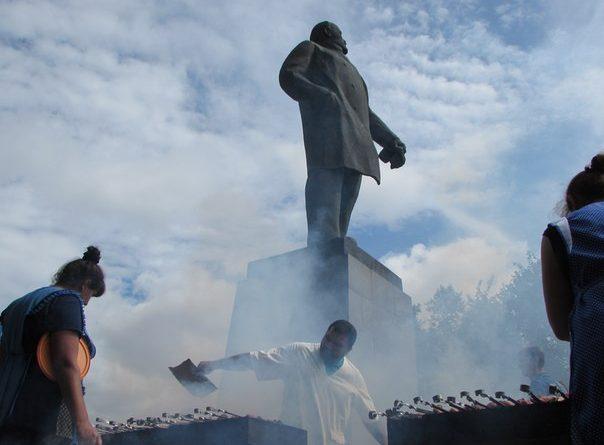 День Города в Тюмени -2016: Центральная площадь, Дзержинского, Набережная (ФОТО)