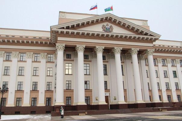 Крупные перестановки в правительстве Тюменской области