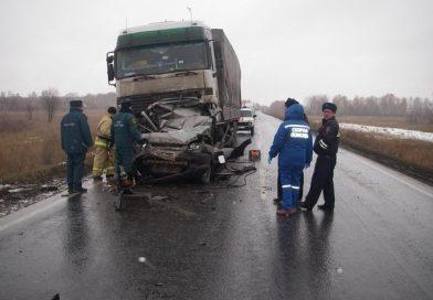 В прошедший четверг на тюменских дорогах погибли 2 человека, еще 12 получили травмы
