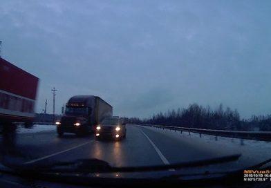 Жесткое ДТП на нефтеюганской трассе: «Из-за автомобиля, выехавшего на встречку». ВИДЕО