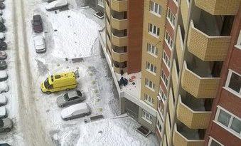 упал с 10-го этажа