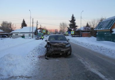 В аварии на Южной пострадал водитель Datsun