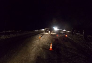 Югорчане попали в страшное ДТП в Свердловской области, 8 пострадавших