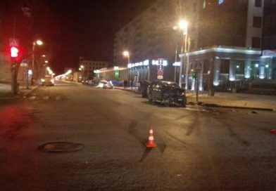 Подробности ночного «замеса» напротив «Океана»: виноват водитель Toyota Highlander
