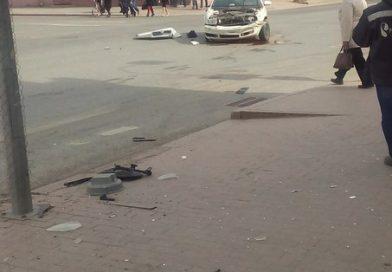Очередное ДТП с автобусом в Тюмени: «На том же перекрестке, что и 2 недели назад»