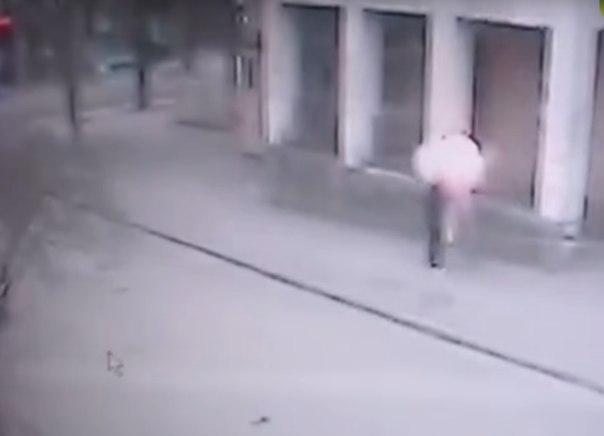 взрыв фонарика в Ростове
