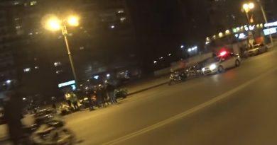 ДТП Республики Тюмень мотоцикл