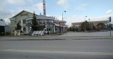 остановка, Тюмень, Герцена
