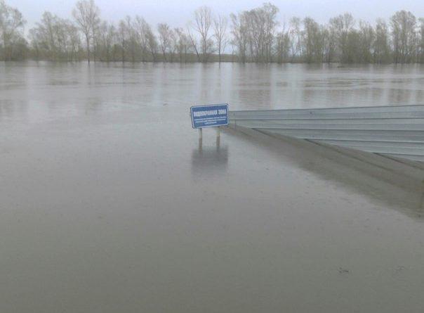 паводок Ишим 2017