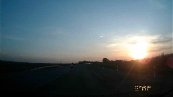 Баратаевка Ульяновская область ДТП мотоцикл