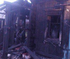 Пожар в Заводоуковске