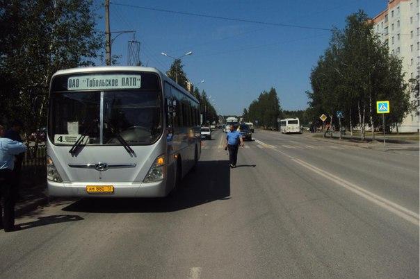 ДТП в Тобольске