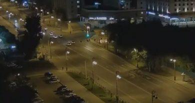 видео аварии на Республики 6 июня