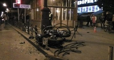 ДТП Республики Горького погиб мотоциклист