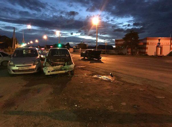 ДТП в Боровском
