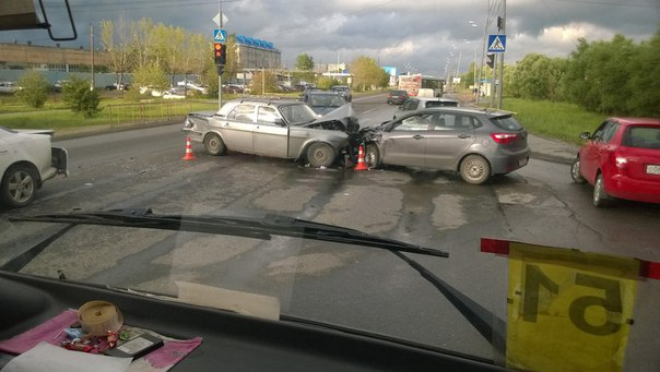 ДТП Щербакова