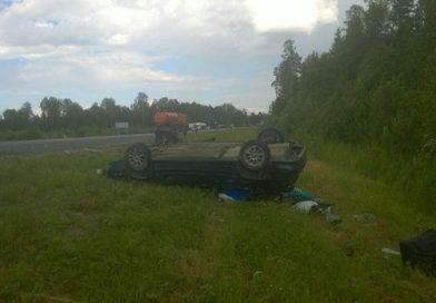 19-летняя пассажирка «четырнадцатой» впала в кому после столкновения с КАМАЗом на тюменской трассе