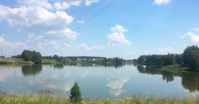 река Кармак Успенка