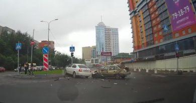 ДТП Профсоюзная 50 лет Октября