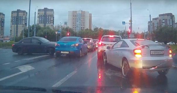 ДТП на Широтная Федорова
