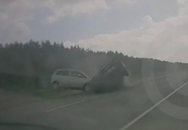 ДТП Омск Черлак