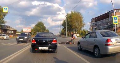 Тюмень Дамбовская пешеход