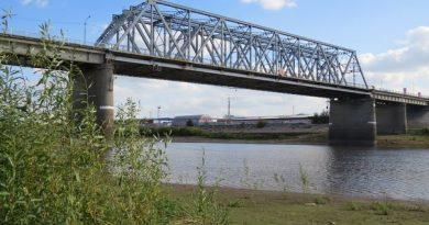 мост Мельникайте перекрытие