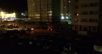 подожгли три дома в Тобольске