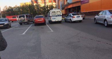 эвакуация ТРЦ Гудвин