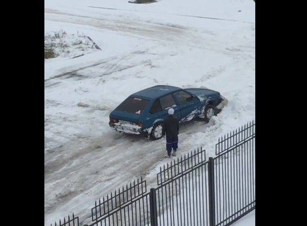 уборка снега Тюмень