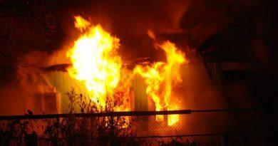 пожар Глинки