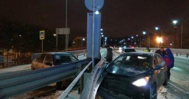 ДТП мост Московский тракт