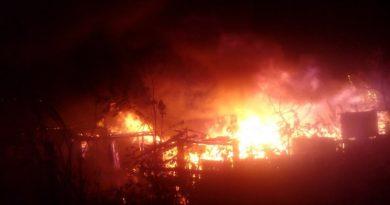 пожар Антипино