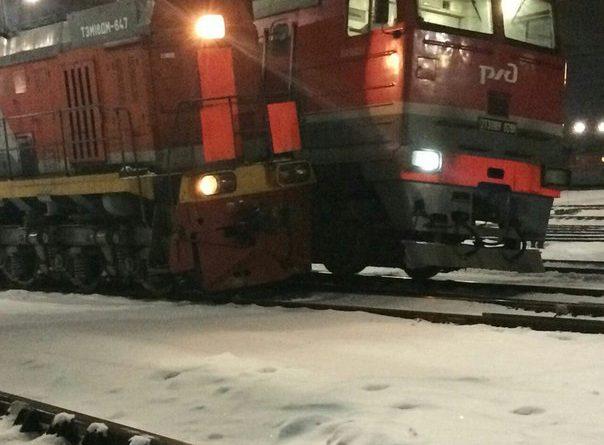 войновка поезд