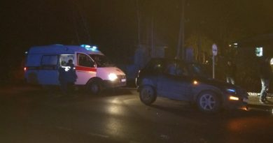 ДТП Салаирский Решетникова
