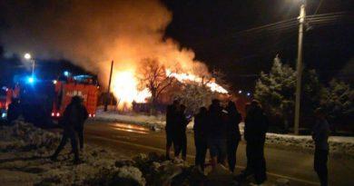 пожар заводоуковск