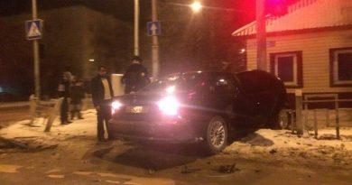 BMW погоня