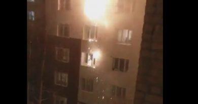 пожара Олимпийская