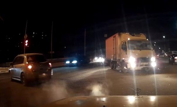 авария Московский тракт