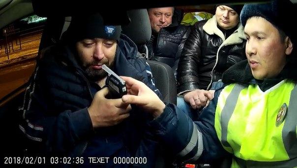 пьяный водитель фуры