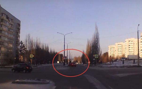 сбили пешехода Снежинск