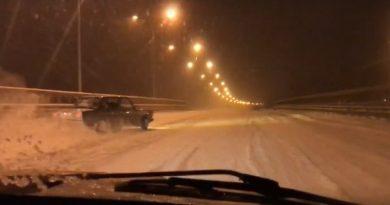 дрифт мост Тюмень
