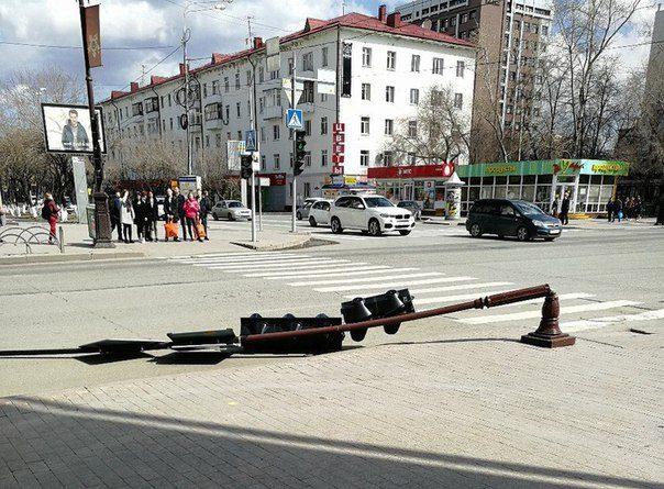 светофор Тюмень