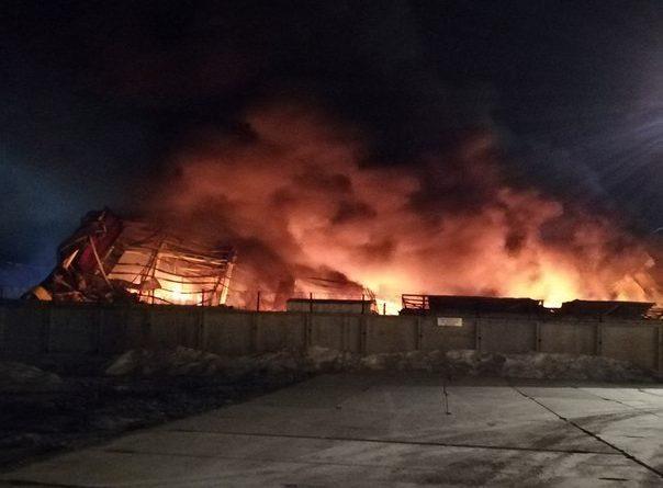 пожар Утяшево