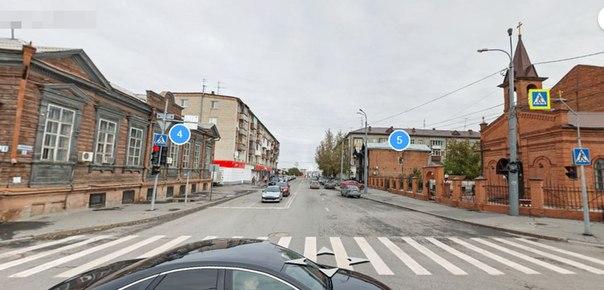 улиц односторонними