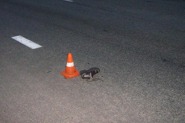 Тобольск сбили пешехода