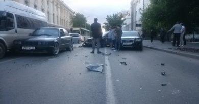 ДТП Ленина