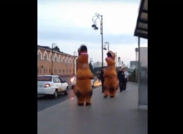 динозавры Тюмени