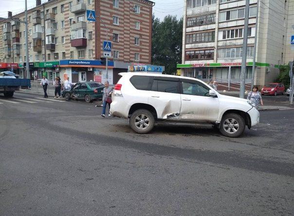 Land врезался Червишевском